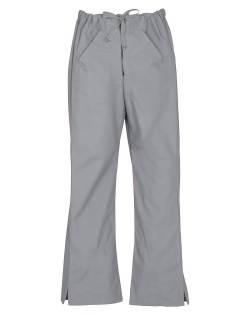 Pewter Ladies Classic Scrub Pants